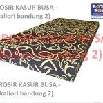 Kasur Busa Royal Motif Tralis Ukuran 120x200x14 Bergaransi