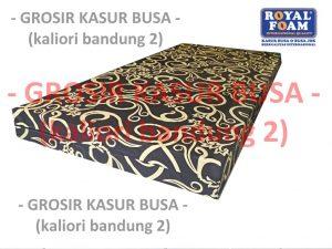 Kasur Busa Royal Motif Tralis Ukuran 90x200x14 Bergaransi