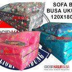 Sofa Bed Busa 10cm Ukuran 120x180x10 Murah !!