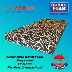 Kasur Busa Royal Foam Berkualitas dan Bergaransi 90x200x20