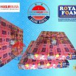 Kasur Busa Royal Pink Ukuran 180x200x20 Ketebalan 20cm