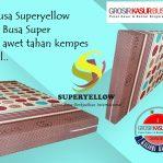 Kasur Busa Superyellow Motif Gucci Ukuran 180x200x14