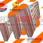 Kasur Busa Superyellow Edisi Motif Gucci Ukuran 120x200x20