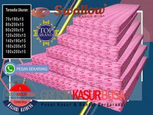 Terlaris ! Kasur Busa Swallow Original Ukuran 140x190x15