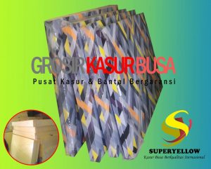 Kasur Busa Superyellow Best Quality Ukuran 120x200x14