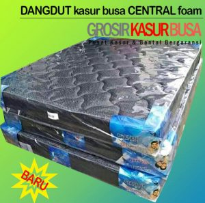 Kasur Busa Dangdut Central Foam Original Ukuran 180x200x20