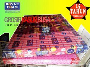 Kasur Busa Royal Foam Garansi 15 Tahun Ukuran 160x200x20