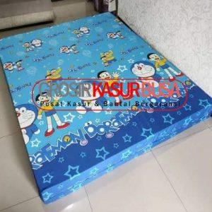 Kasur Busa Superyellow Edisi Motif Doraemon Size 120x200x14